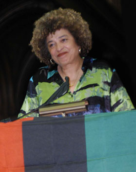 Angela Davis, March 14, 2004