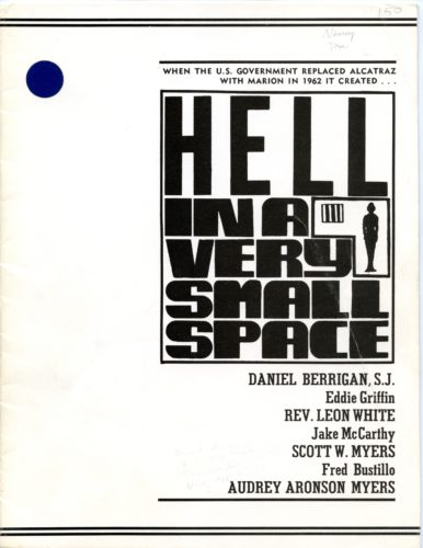 Cover of Hell in a Very Small Place